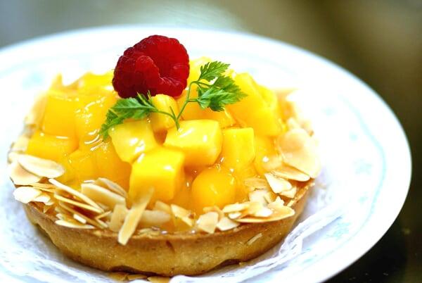 Mango Tartlet