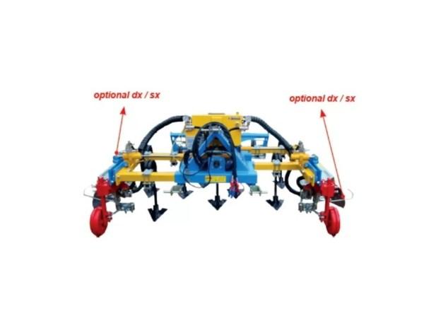 Cultivator Telescopic Futura Eco Special