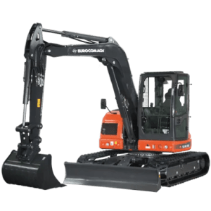 Mini excavator pe senile ES 85 SB
