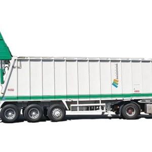 Semitrailer  compactor SMR -MAC