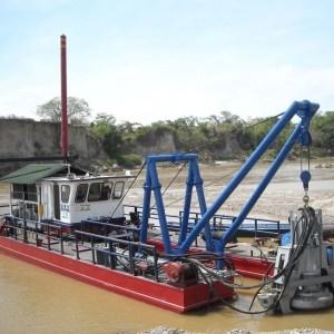 Dredging hydraulic pump HY 200 - 2.500