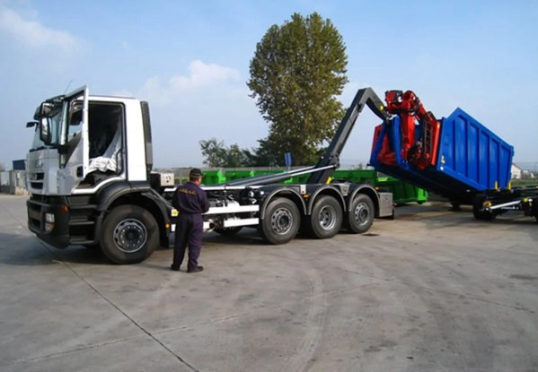 ABROLL WITH TELESCOPIC T 10-12