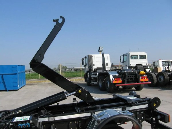 ABROLL WITH TELESCOPIC ARM T 3
