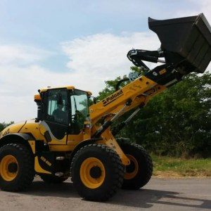 Telescopic wheel loader PT 182