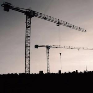 Flat top crane 1350 TLX P6