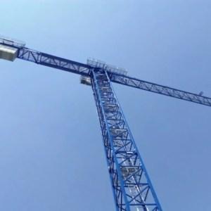 Flat top crane 1465 TLX P8
