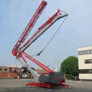 Self erecting crane 1131 RBI