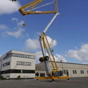 Self ercting crane 724 RBI