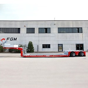Semi trailers FGM 35