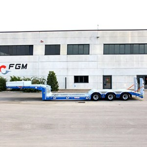 Semi trailers FGM 37 FT