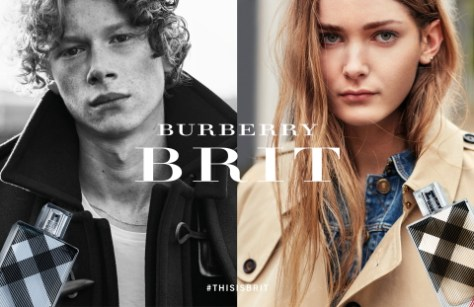 © Copyright Burberry/Brooklyn Beckham