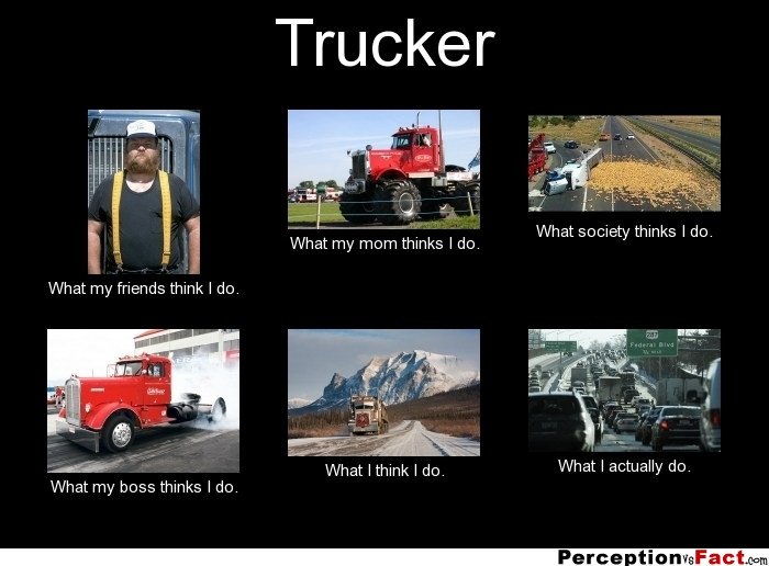 Vintage Trucker Quotes And Sayings