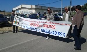 comissoes trabalhadores Porto