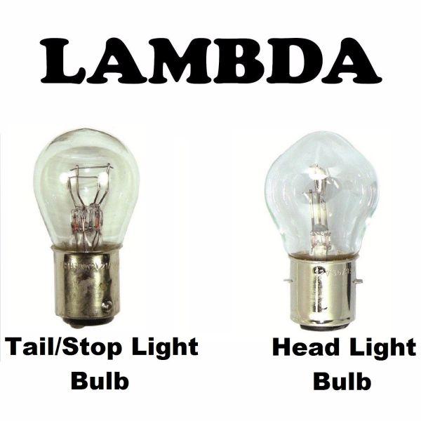 12v bulbs ct110