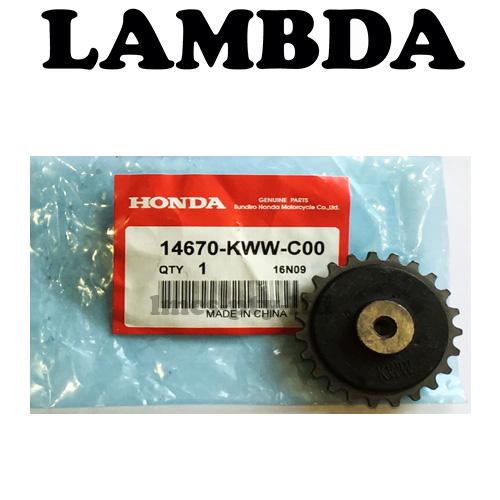 14670-KWW-C00 cam chain roller sprocket nbc110