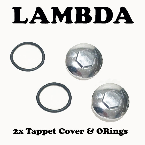 tappet covers x2 honda ct110