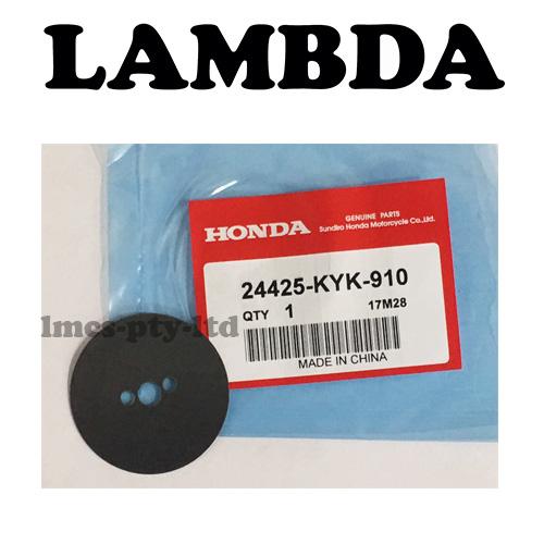 24425-KYK-910 shift drum plate nbc110