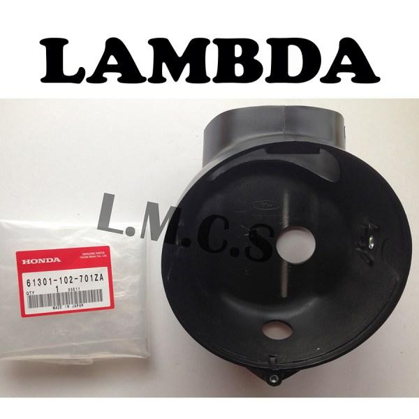 61301-102-701ZA HEADLIGHT BUCKET shell honda ct110 postie