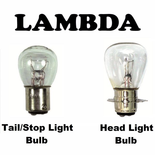 6v BULB SET HONDA CT110