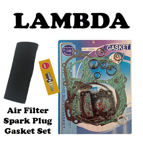 air filter spark plug gasket set honda ct110