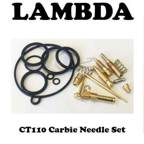 carbie needle set honda ct110