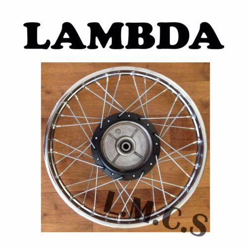 honda ct110 postie bike rear wheel 2