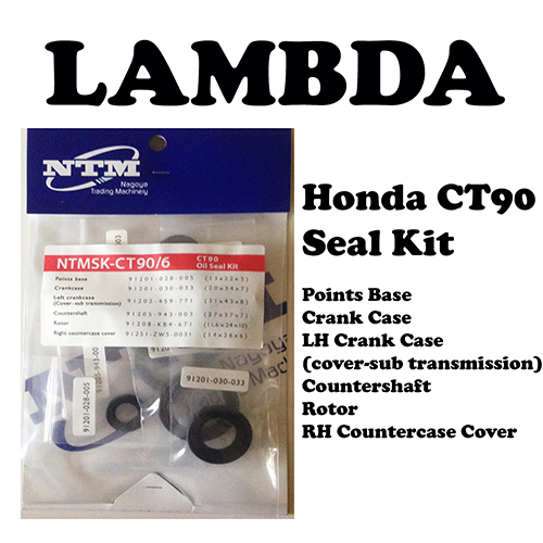 ct90 seal kit