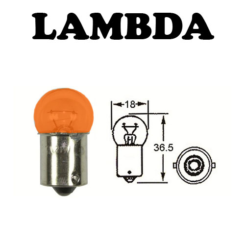 nbc110 amber indicator bulbs