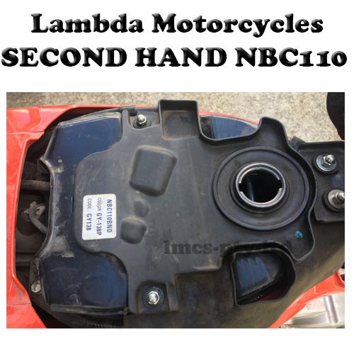 Second hand nbc110 fuel tank
