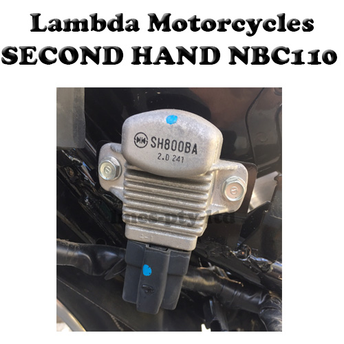 second hand regulator rectifier for honda nbc110