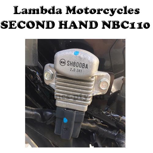 second hand regulator rectifier for honda nbc110