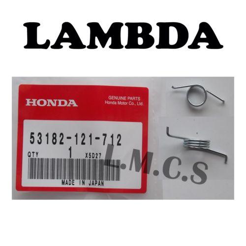 park brake 1 ASSEMBLY for Honda CT110 Postie Bikes