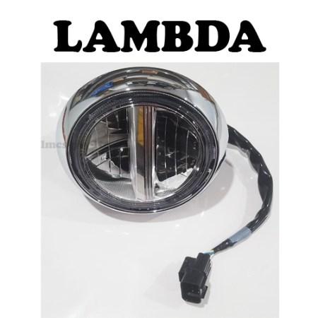 Head Light Assembly Honda C110X Postie Bikes