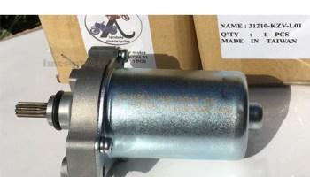 Rebuilt Motor for Honda NBC110 Super Cub