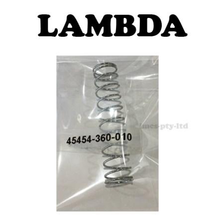 45454-360-010 ct110 brake housing spring