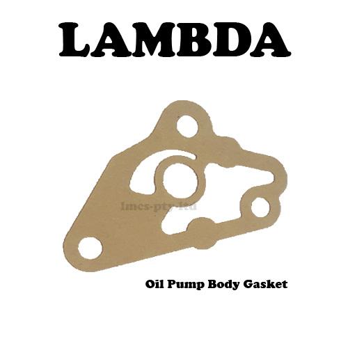 nbc oil pump body gasket