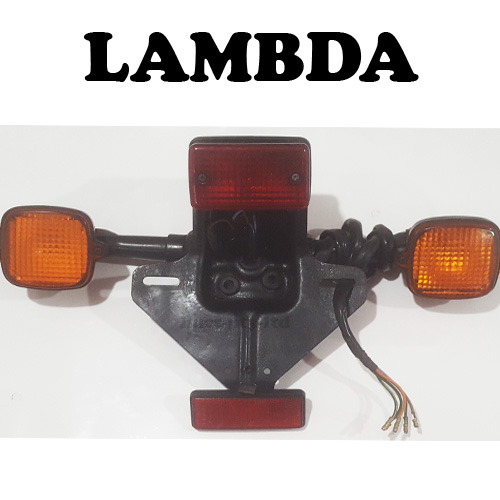 ct110 tail light bracket
