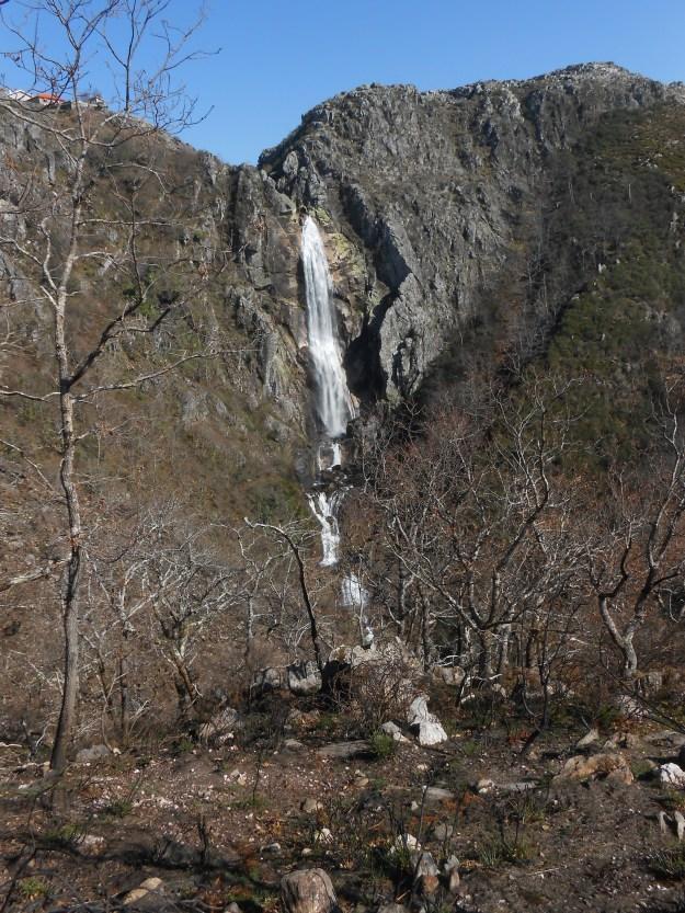 Waterfall: Frecha da Mizarela. 60+ meters high