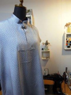 着物リメイクの洗濯や洗い方などお手入れについて。