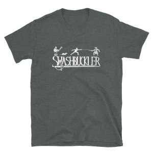 Swashbuckler Apple II Unisex T-Shirt