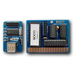 Apple II BOOTI USB Hard Drive Emulator Card