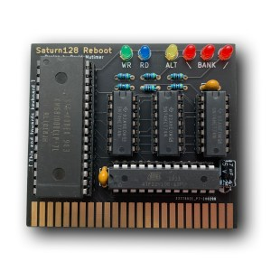 Apple II Saturn 128K RAM Memory Card