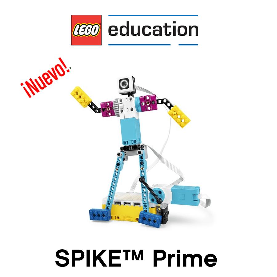 Kit de robótica Spike Prime