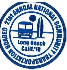 Long Beach, Calif. 2010 patch