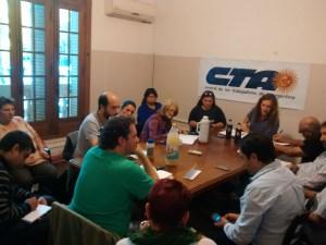 reunion de mesa 5 de abril 2015