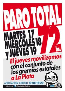 AJB Afiche-Paro-y-movilizacion- 19 05 16