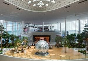 Aéroport Séoul