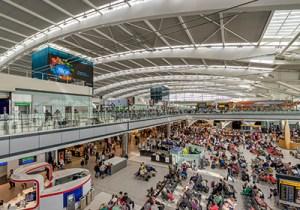 Aéroport top 10 London Heathrow