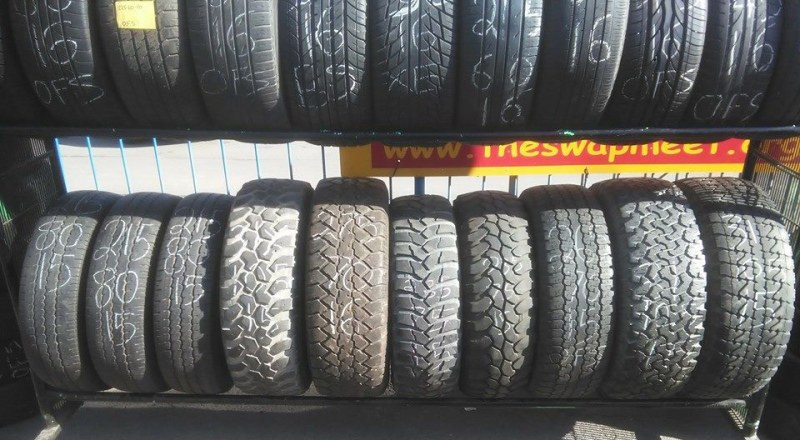 A full range of tyres for different cars and driving styles