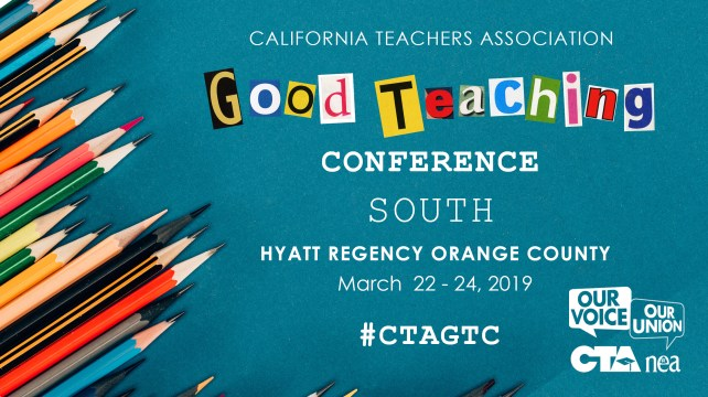 Image result for cta good teaching conference